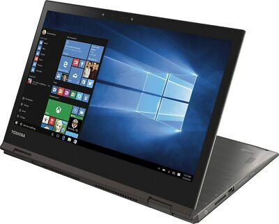 View Details Toshiba Satellite Radius 12 12.5in 256GB SSD/8GB Intel I7 6th Gen/2.5GHz/4K • 350.00$