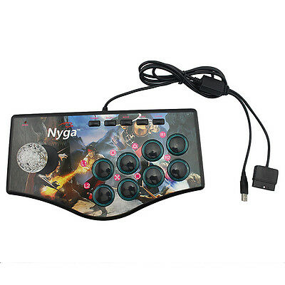 $29.99 • Buy PC / PS3 / Android Device Fighting Stick Arcade Controller Gamepad Game Joystick
