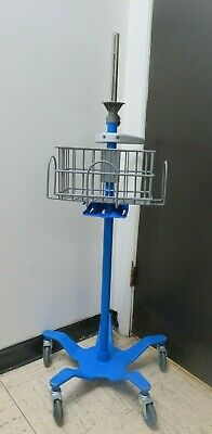 $150 • Buy GE Dinamap Critikon Procare Carescape Patient Monitor Rolling Stand (17462)