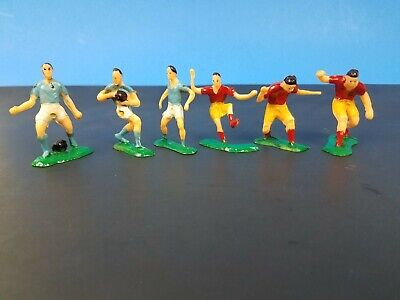 £4.23 • Buy Vintage Six(6) Small Rugby Sports Players Cake Toppers Decoration