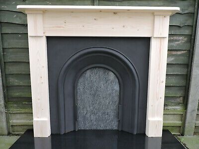 """£135 • Buy Fireplace Surround """"Made To Measure"""" Fire Surround"""