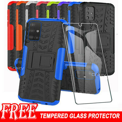 AU8.99 • Buy For Samsung Galaxy A11 A21S A51 A31 A71 A20 A30 Heavy Duty Shockproof Case Cover
