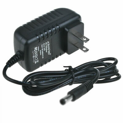 $8.95 • Buy 9V AC/DC Adapter Charger For M-Audio Venom Synth Power Supply Battery Cable Cord