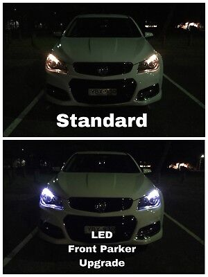 AU10 • Buy Holden Commodore Ute-wagon-sedan Ve-vf Front Parkers Led Kit - Super Bright!!!