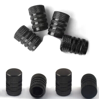 AU4.57 • Buy 4pcs Car Aluminium Wheel Tyre Valve Stems Air Dust Cover Screw Caps Accessories