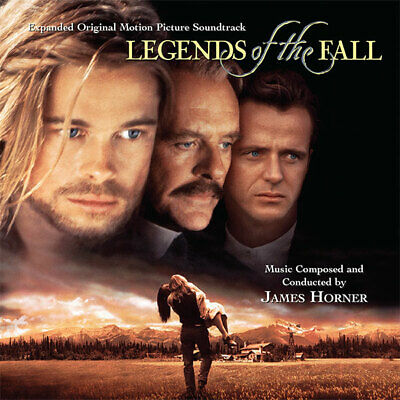 Legends Of The Fall - 2 X CD Expanded - Limited Edition - James Horner • 39.95£