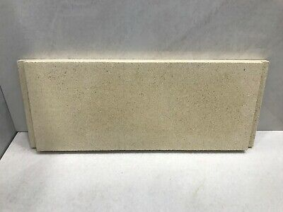Back Vermiculite Fire Brick Compatible With Tiger Stove 450mm  X 170mm X 30mm  • 18.80£