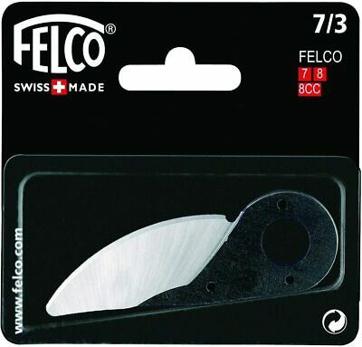 Felco Hand Pruner Replacement Blade (7/3) For Felco Hand Pruners F7 & F8 - Spare • 18.78£