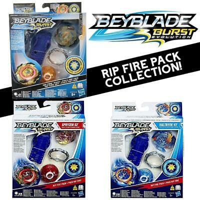 £14.99 • Buy Beyblade Burst Evolution Rip Fire Collectable Packs (Box Design May Vary)
