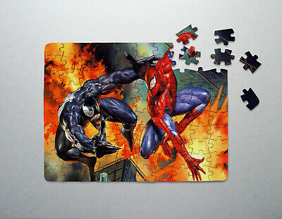 Kids Puzzles Jigsaw - A5 And A4 All Different Designs - Perfect Gift  • 5.50£