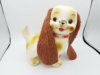 $129 • Buy 1962 Vintage Edward Mobley Rubber Doll Doggy Bowser Wowser Rare