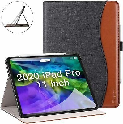 £26.99 • Buy Leather Case Apple IPad Pro 11  2020 Folio Stand Smart Cover Protective Sleeve