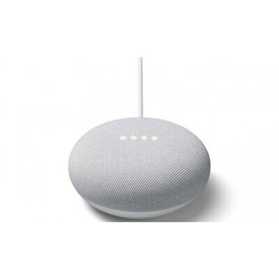 AU79.95 • Buy Google Nest Mini 2nd Gen. Smart Home Voice Assistant/Wireless Speaker Chalk