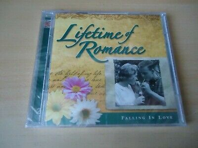 Time Life Music Lifetime Of Romance Double CD NEW SEALED - Falling In Love • 2.49£