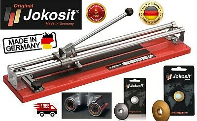 600MM 800MM Manual Tile Cutter Porcelain Marble Floor Cutting Machine Hand Tool • 99.95£