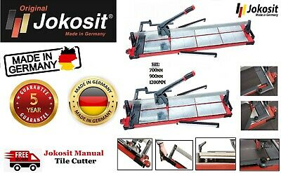 Tile Cutter Manual Wall Floor Cutting Machine Hand Tool 600MM 800MM 900MM 1200MM • 344.95£