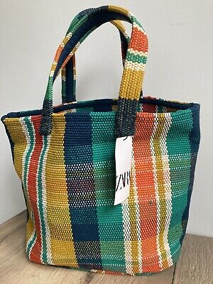 £31.99 • Buy River Island Black Quilted Tote Bag And Bottle Carrier NEW WITH TAGS