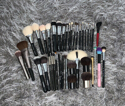 Mixed Brush Set - MAC, Chanel, Zoeva, Morphe, Urban Decay. • 175£