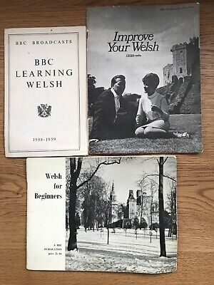 Learn Welsh BBC Books • 10£