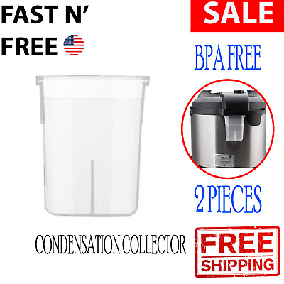 $8.70 • Buy Instant Pot Condensation Collector Size 5 6 8 Quart Duo Plus Ultra BPA Free New