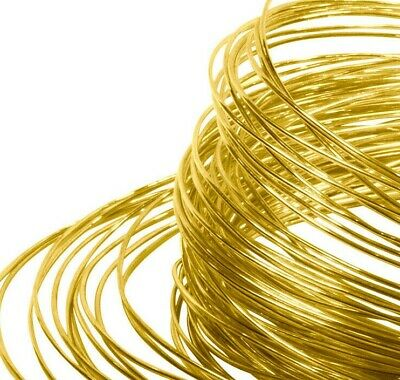£5.99 • Buy 9ct Yellow Gold Easy Solder 100mm Length Solder Wire 0.38mm Length Solder Wire