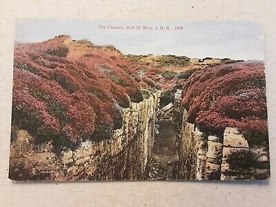 £5 • Buy Postcard Port St Mary The Chasms Isle Of Man
