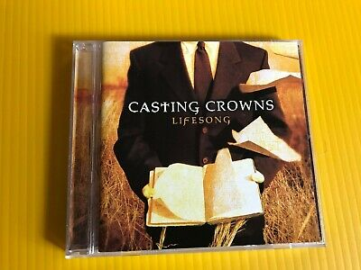 $5.99 • Buy Casting Crowns Lifesong 2005 Reunion Records CD Mark Hall CCM