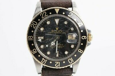 $ CDN11994.69 • Buy Rolex GMT-Master II 40mm Mens Watch 16753