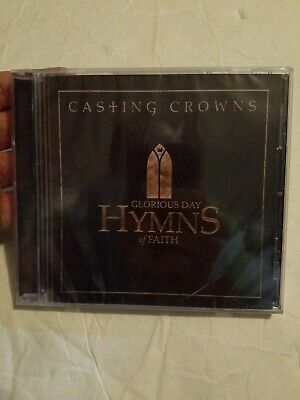 $12.99 • Buy NEW SEALED Casting Crowns - Glorious Day: Hymns Of Faith CD Religious FAST SHIP!