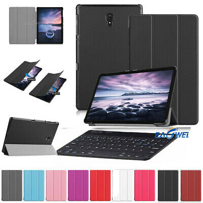 AU10.91 • Buy AU For Samsung Galaxy Tab S4 10.5  2018 T830 Tablet Keyboard Leather Case Cover