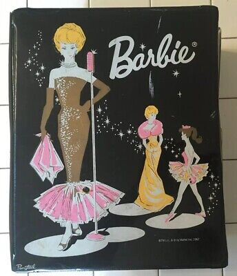 $ CDN47.51 • Buy Vintage Mattel 1962  Barbie Case Ponytail 1966 Barbie Malaysia Vintage Clothes