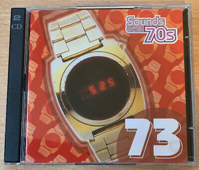 Time Life - Sounds Of The 70s 1973 73 - Near Mint Double CD TL469/18 FASTPOST • 59.99£