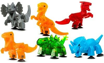Stikbot Dino Eggs For Collection,  Prehistoric Dinosaur Action X 3 Blind Pack • 16.98£
