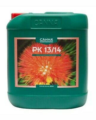 CANNA PK 13/14 BLOOM FLOWER BUD BOOSTER HYDROPONICS 5 Litre • 54.95£