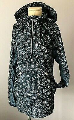 $ CDN80 • Buy Lululemon  Miss Misty Pullover  Sz 6 Small ~ Exploded Sashico Star Rain Jacket