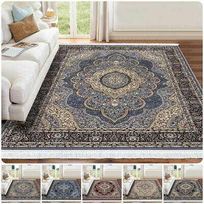 New Traditional Vintage Large Area Rugs Living Room Bedroom Carpet Rug Floor Mat • 23.99£