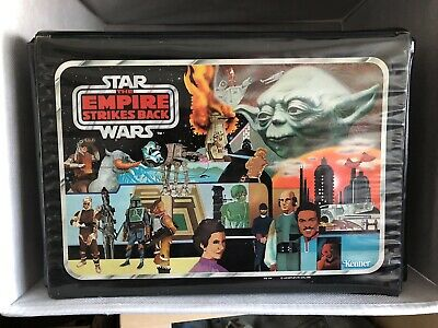 $ CDN80 • Buy Vintage Star Wars ESB 1980 Vinyl Kenner Figure Carrying Case