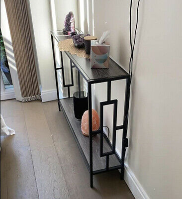Slim Hallway Console Table Hall Entryway Living Room Furniture Narrow Industrial • 62.80£