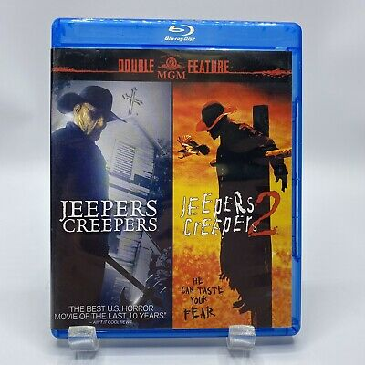 $14.99 • Buy Jeepers Creepers 1 & 2 Double Feature Blu Ray Movies