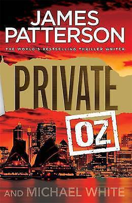 AU4.99 • Buy Private Oz By James Patterson, Michael White (Paperback,