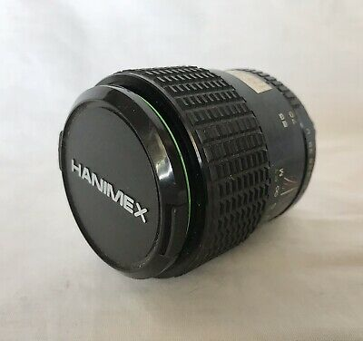 Hanimex HMC Lens 28-70mm 1:3.5-4.5 Macro Focusing Zoom 55mm • 19.99£