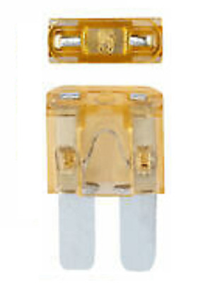 $ CDN11.99 • Buy Micro2 Blade Fuse 5 Amp ATR 5A Fast-Acting Automotive Moto Boat Fuses Pack Of 20