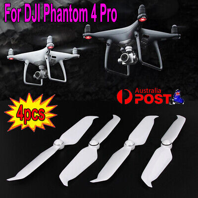 AU22.95 • Buy For DJI Phantom 4 Pro /V2.0/Advanced Propellers 9445S Blade Low Noise Prop 4Pcs