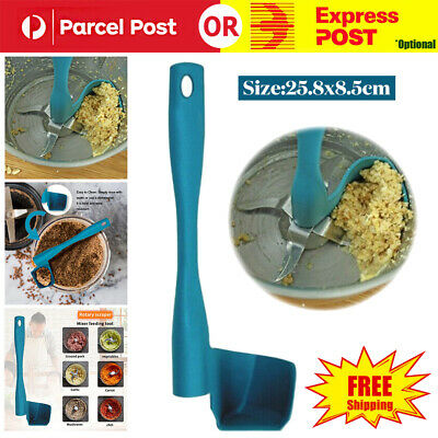 AU25.99 • Buy Rotary Scraper Rotating Spatula Kitchen Food Utensil For Thermomix TM5/TM6/TM31