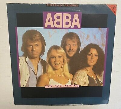 £8.51 • Buy Lp Abba The Collection 2 Lp Uk Press