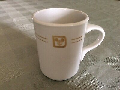$19.99 • Buy Vintage DISNEY Restaurant  Mickey Ears EPCOT CENTER Coffee Cup MAYER China  Co.