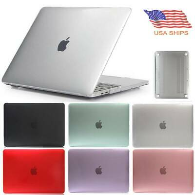 $6.95 • Buy For Apple MacBook Air 11 13 Inch 12  Retina Pro 13  Laptop Hard Case Cover Skin