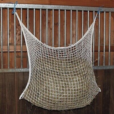 £17.95 • Buy Elico Continental Hay Net Haylage Haynet Small Mesh Holes Hanging Horse No Fill