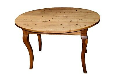 $299 • Buy Rustic Country French Pine Oval Dining Table