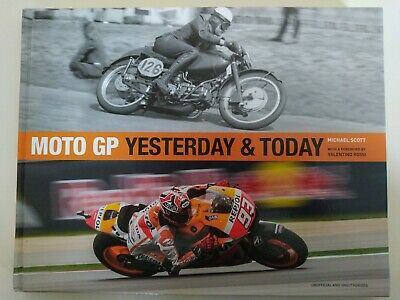 £19.99 • Buy Moto GP Yesterday And Today By Michael Scott • Fast & Free Shipping •